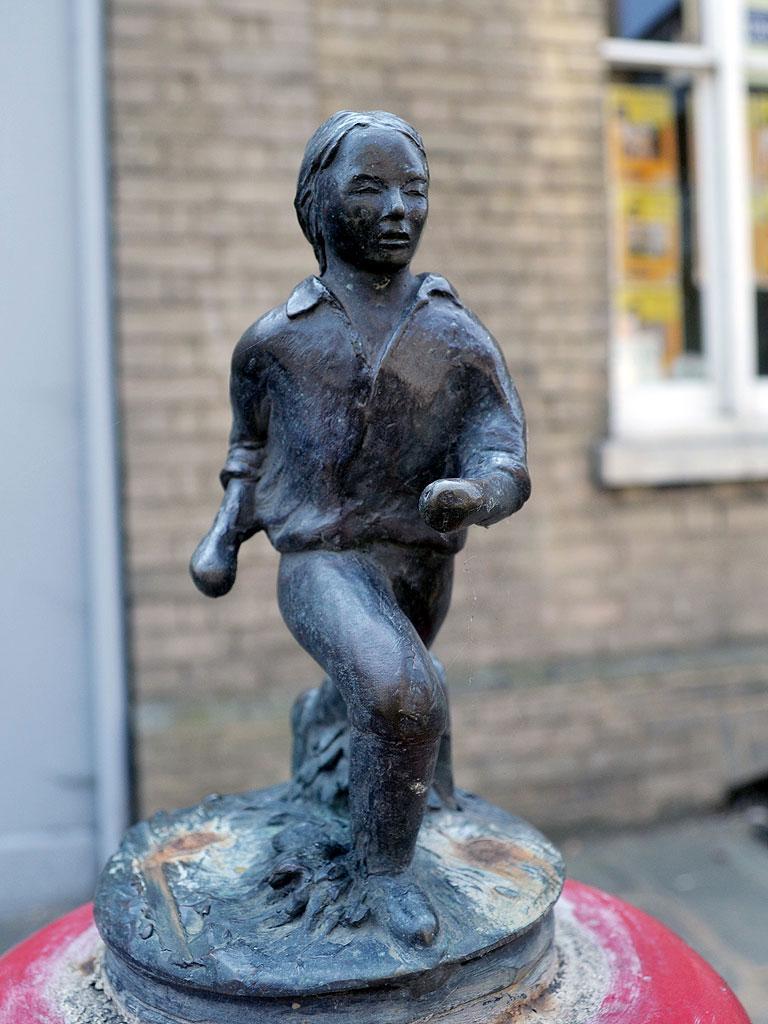 The Running Boy © T5Cambridge